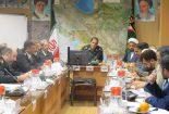 جلسه فصلی مجمع رهروان امربه معروف ونهی از منکر و فرمانده انتظامی استان ومعاونت ها برگزار گردید.
