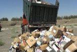 امحای ۴۰ هزار قلم کالای قاچاق در بیرجند