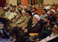همایش ائمه جمعه،جماعات وروحانیون در طرح مساجد قرارگاه مهر وامید(تصاویر)