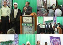 حمایت قاطع ناجا ازطرح مساجد قرارگاه مهروامید
