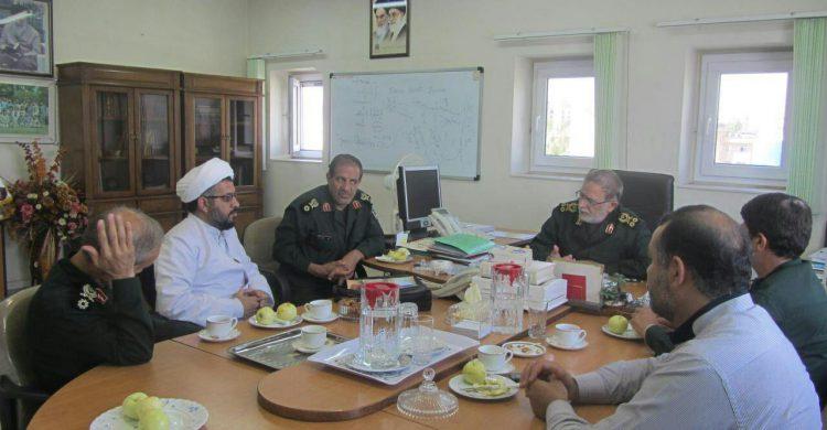 انتصاب حجت الاسلام صادق زاده بعنوان مدیر قرارگاه مساجد مهروامید کشور