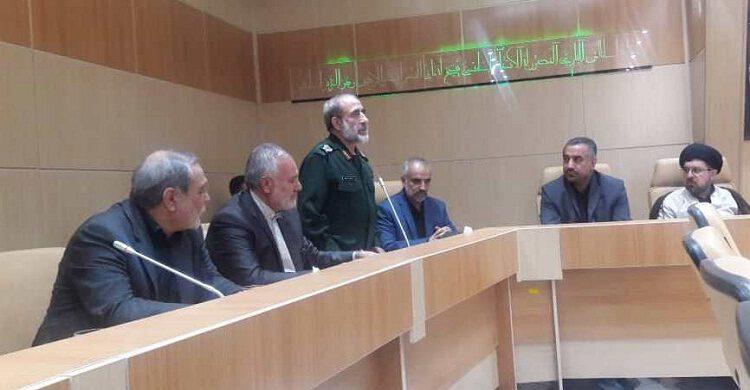 رئیس مجمع رهروان امر به معروف استان فارس معارفه شد