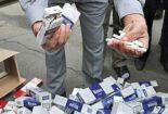 کشف ۵۰۰هزار نخ سیگار قاچاق در مرکز تهران
