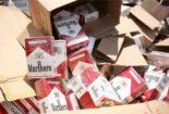افزایش ۱۲۰ درصدی پرونده سیگار قاچاق در زنجان