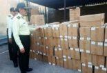 محموله کالای قاچاق در داورزن کشف شد