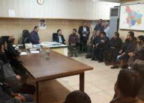 مجمع رهروان برای نظارت بازرسی وتشدید برخورد با متخلفان صنفی دعوت بازرسی اصناف را لبیک گفت