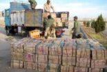 کشف محموله ۳۰ میلیارد ریالی کالای قاچاق در پلدختر