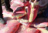 کشف ۳۵ تن برنج احتکاری در خراسان رضوی