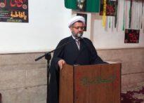 بازدید از مسجد حضرت امیر المومنین(ع) روستای ایچی از توابع استان اصفهان