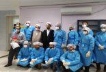 مجمع رهروان امربه معروف ونهی ازمنکر استان ضمن تقدیر از عوامل درمانی اعلام آمادگی کرد.