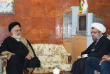 دیدارروسای مجمع رهروان امربه معروف ونهی از منکراستان باایت الله مهدوی