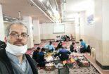 فعالیتهای آتش به اختیار محله معراج اصفهان به محوریت مساجد امام حسین علیه السلام و مسجد محسنیه