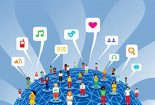 مخاطرات فضای مجازی برای دانش آموزان