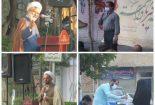 الگویی برای مساجد(همدلی در قرارگاه مهروامید نتیجه اش وحدت درجامعه)