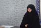 خانم حجازی:خواهران هم پای برادران در عرصه امربه معروف ونهی از منکر فعال ودر مبارزه با فساد تا آخرین نفس ایستاده اند.