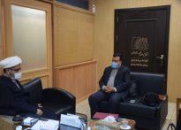 امضاءتفاهم نامه همکاری مجمع رهروان امربه معروف ونهی از منکر استان بابازرسی اصناف درخصوص مبارزه با کرونا