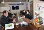 همکاری ناظرین مجمع رهروان امربه معروف ونهی از منکر استان اصفهان با پلیس امنیت عمومی زمینه ای بسیار پر اهمیت برای مبارزه با فساد در جامعه