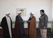 دفترمجمع رهروان امربه معروف ونهی از منکر شهرستان چادگان افتتاح گردید.