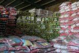 کشف بیش از ۲۰۰ تن اقلام احتکاری و قاچاق در همدان
