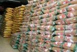 ۲۰ تن برنج احتکاری در البرز توزیع شد