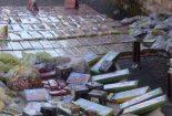 کشف  ۲ انبار کالای قاچاق  در البرز