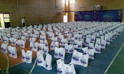 ۵۰۰۰۰ بسته معیشتی توسط مجمع رهروان امر به معروف اصفهان توزیع شد؛ ارائه خدمات ویژه به سالمندان