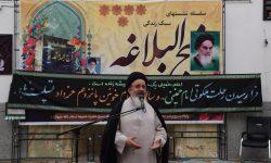 حجت الاسلام ابطحی:انتخاب آیتالله خامنهای برای رهبری، تسکینی بر فقدان امامخمینی بود.