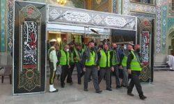 شهردار تهران: ۳۰۰ پاکبان شهرداری تهران به مراسم اربعین حسینی اعزام شدند